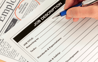 How to write an effective job descruiption