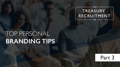 Top personal branding tips | Part 3