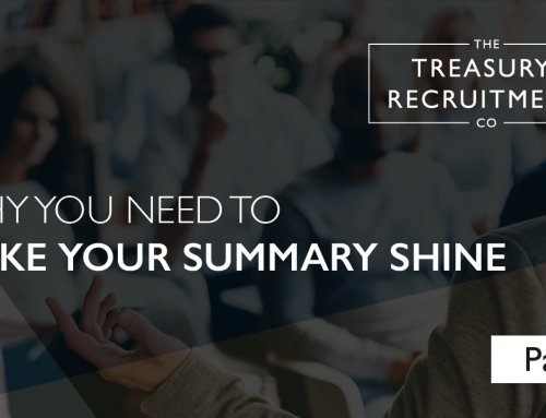 Part 6: Why you need to make your summary shine