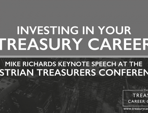 Investing in your Treasury Career