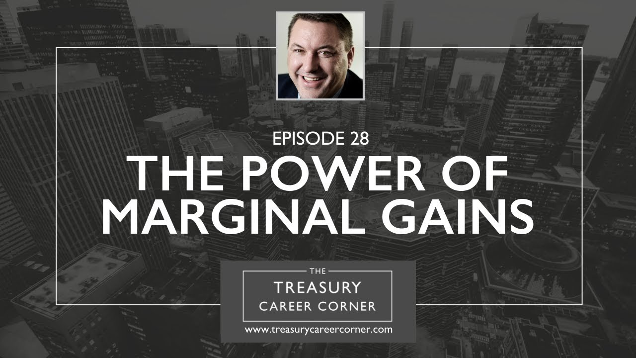 Ep 028 - The Power of Marginal Gains