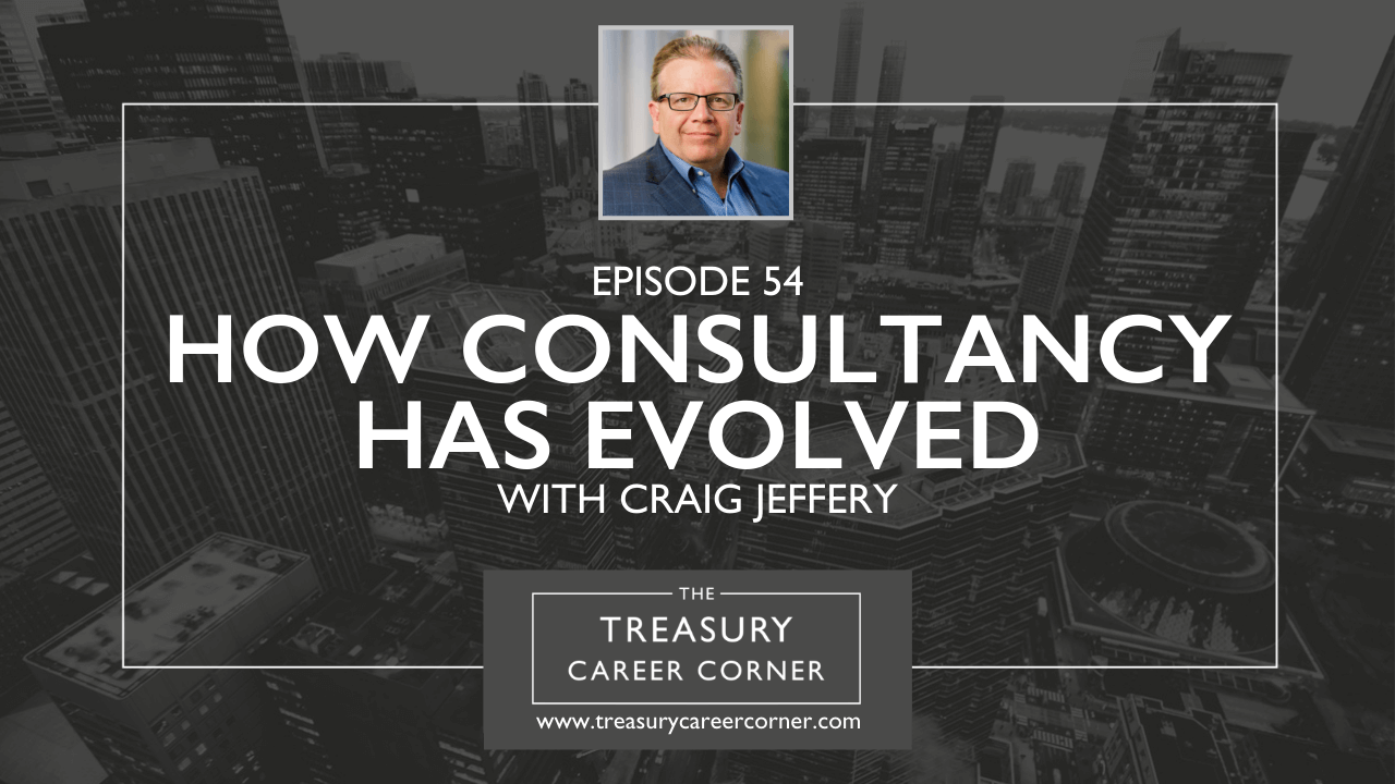 054 - How Consultancy has Evolved with Craig Jeffery