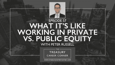 057 - What It's Like Working In Private Vs. Public Equity With Peter Russell